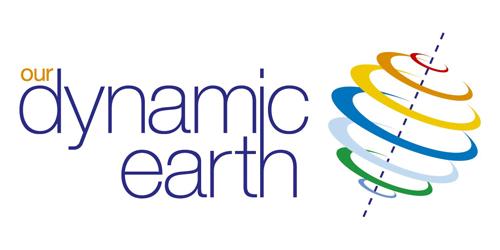 Dynamic Earth - Logo