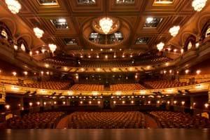 Festival Theatre Internal