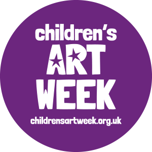 Childrens Art Week Logo