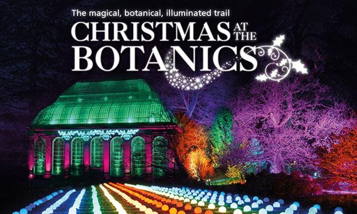 Christmas at the Botanics 2020