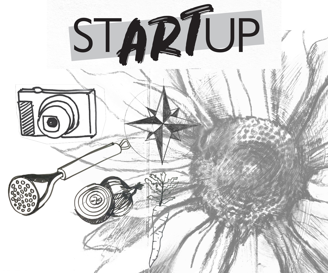 Start Up Zine Logo